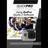 QuickPro Camera Guides Using GoPro Studio 2 Software Instructional DVD
