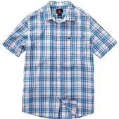 Quiksilver Engineer Pat Shirt - Short-Sleeve - Men's