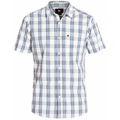 Quiksilver Everyday Check Short Sleeve Shirt for Men