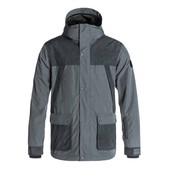 Quiksilver Fact 10K Mens Insulated Snowboard Jacket