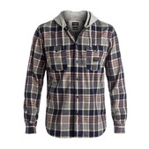 Quiksilver Fellow Player Long Sleeve Shirt - Men's