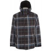 Quiksilver Grid Snowboard Jacket Black