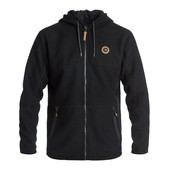 Quiksilver Into The Wild Zip-Up Fleece Hoodie