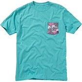 Quiksilver Mens Mixed Bag Tee