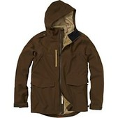 Quiksilver Mens Orange Sunshine Jacket - Sale