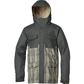 Quiksilver Mens Reply 10k Jacket - Closeout