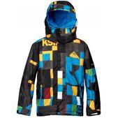 Quiksilver Mission Print Snowboard Jacket Gurvel