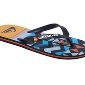 Quiksilver Molokai Slab Lapu Flip Flops - Men's
