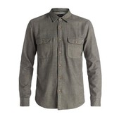 Quiksilver The Captaincy Flannel Long Sleeve - Men's