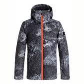 Quiksilver Travis Rice Mission Printed Boys Snowboard Jacket