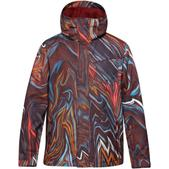 Quiksilver Travis Rice Mission Printed Insulated Jacket - Men's
