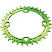 RaceFace Narrow-Wide Single Ring 34t x 104 Green