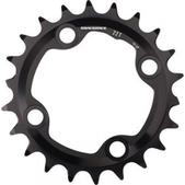 RaceFace Race Face Turbine 10-Speed Chainring, 22t x 64mm Black