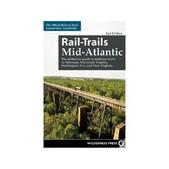 Rail-Trails Mid Atlantic 2nd Book