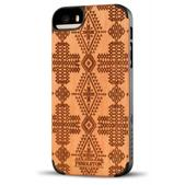 Recover+ Pendleton Engraved Wood iPhone 5/5S Phone Case