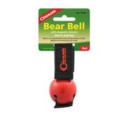 Red Magnetic Bear Bell