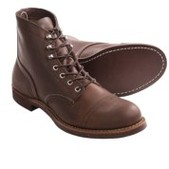Red Wing Heritage 8111 Iron Ranger Cap-Toe Boots - Factory 2nds (For Men)