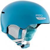 Red Womens Pure Snowsports Helmet