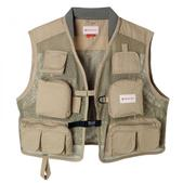 Redington Clark Fork Mesh Fly Fishing Vest Sage Youth Small