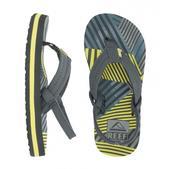 Reef Boy's Ahi Flip-Flops