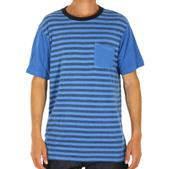 Reef Reef Mixed Stripe Knit in Blue