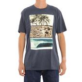 Reef Sum Trends T Shirt in Indigo
