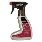 Revivex Outerwear Water Repellent Spray