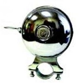 Revolving Chrome Bell