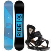Ride Agenda Snowboard w/ Ride KX Bindings