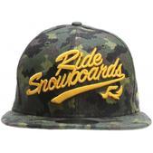 Ride Camo New Era Cap Tank