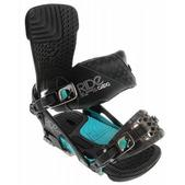 Ride Capo Snowboard Bindings Black