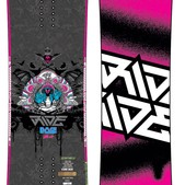 Ride Dose Snowboard 153 - Men's