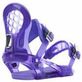 Ride KS Snowboard Binding- Purple