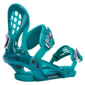 Ride KS Womens Snowboard Bindings 2017