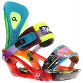 Ride KX Snowboard Bindings More Fun