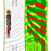 Ride Machete Wide Snowboard 154 - Men's