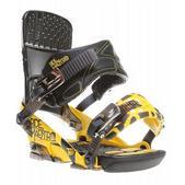 Ride Maestro Snowboard Bindings Yellow