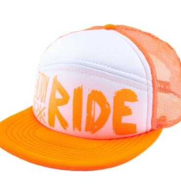 Ride New Skool Trucker Hat