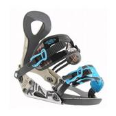 Ride Revolt Snowboard Bindings Khaki