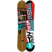 Ride Slackcountry UL Snowboard