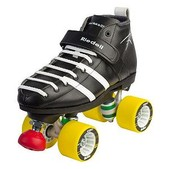 Riedell Vandal Boys Derby Roller Skates 2014