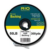 RIO Color Change Gsp Backing 50Lb 300Yd