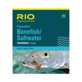 RIO Fluoroflex Saltwater Tapered Leader 9ft 16lb