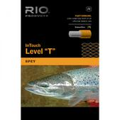 RIO InTouch Level T-11 30FT/20LB - Dark Green Sinking Fly Line Tip