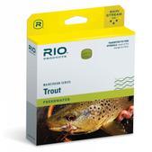 RIO MainStream Trout Floating Fly Line WF6F Lemon Green