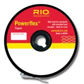 RIO Powerflex Tippet 30yd 6x 0.005in 0.127mm 3.4lb