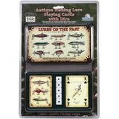 River's Edge Antique Lure Cards In Gift Tin 1572
