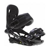 Rome 390 Boss Snowboard Bindings Black