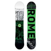 Rome Agent Rocker Snowboard 2017