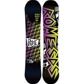 Rome Artifact Rocker Wide Snowboard 155